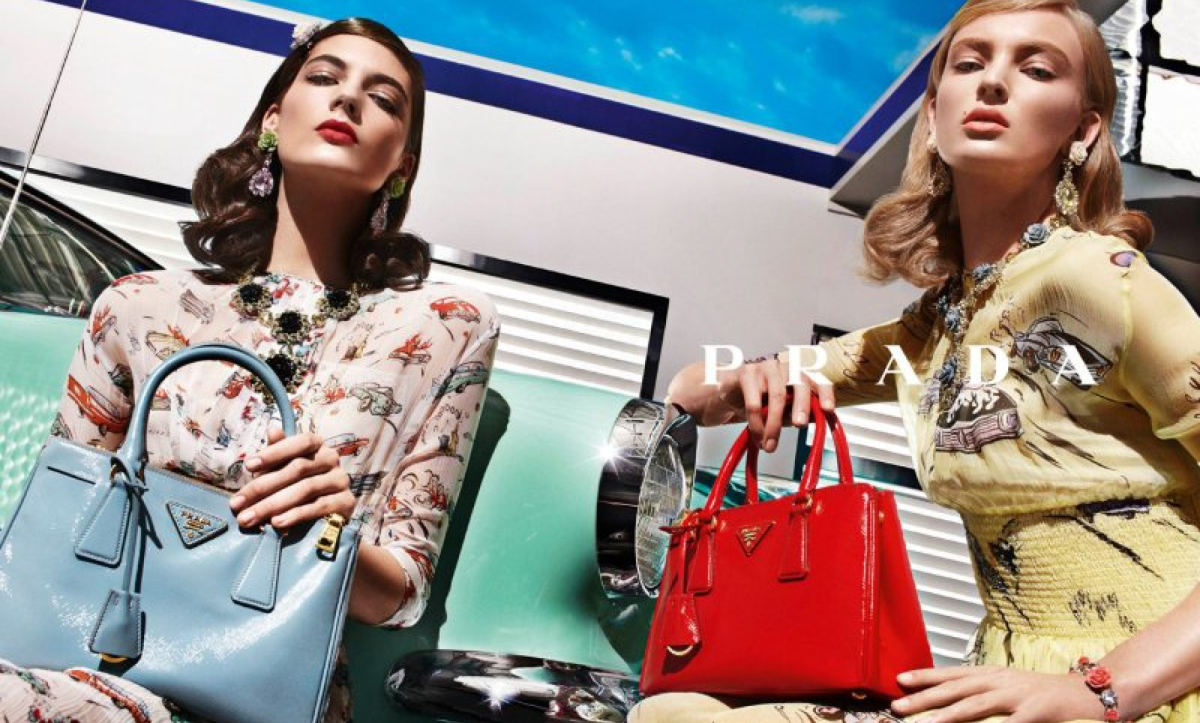 Roundup of the Best Spring 2012 Campaigns