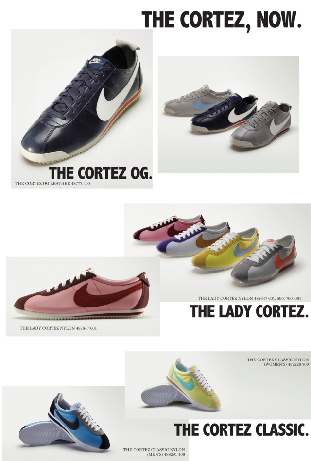 best service df885 386e8 NIKE'S CORTEZ TURNS 40 – COUTURE TROOPERS MAGAZINE