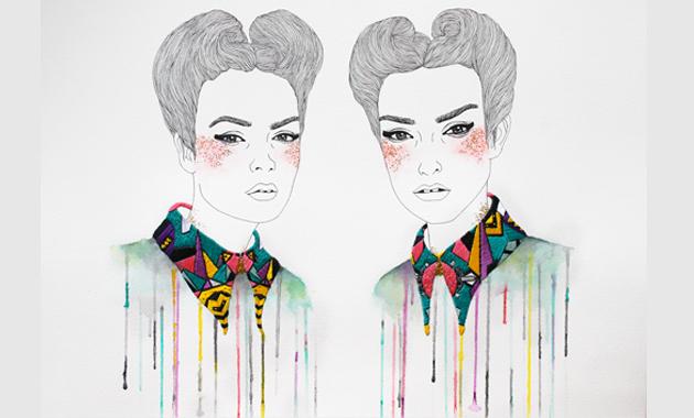 Izziyana Suhaimi for L'ILE AUX ASHBY