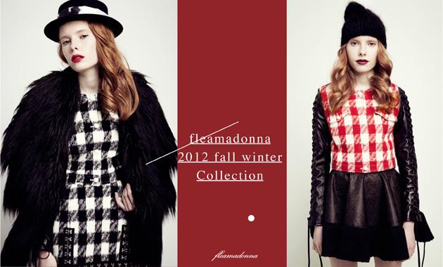 Fleamadonna Fall/Winter 2012 Exclusive!