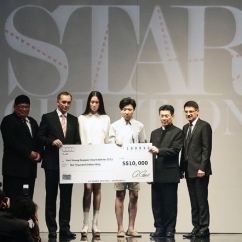 Winner Roderic Wong (China)