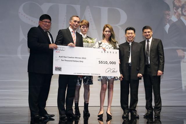Winner Soravit Kaewkamon (Thailand)