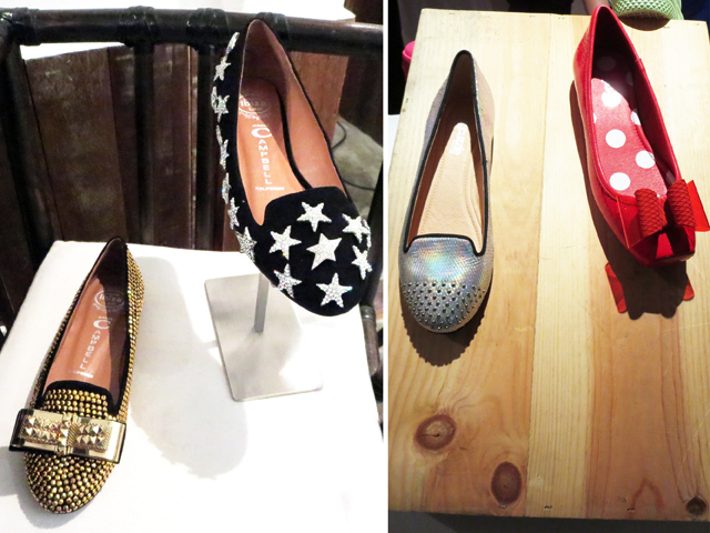 Jeffrey Campbell at i.t fashion multilabel store press preview