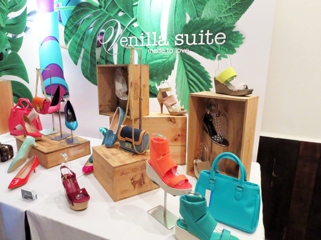 Venilla Suite at i.t fashion multilabel store press preview