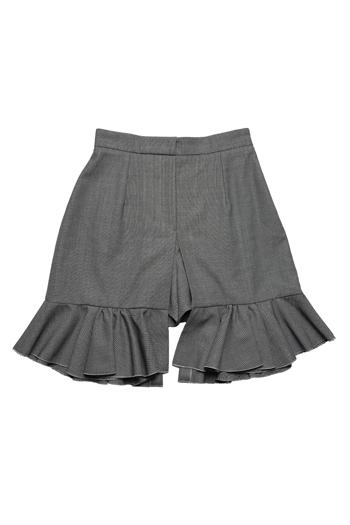 J. W. Anderson wool flapper shorts, $1,230_EDITED
