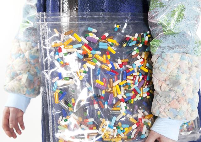 Pills clutch