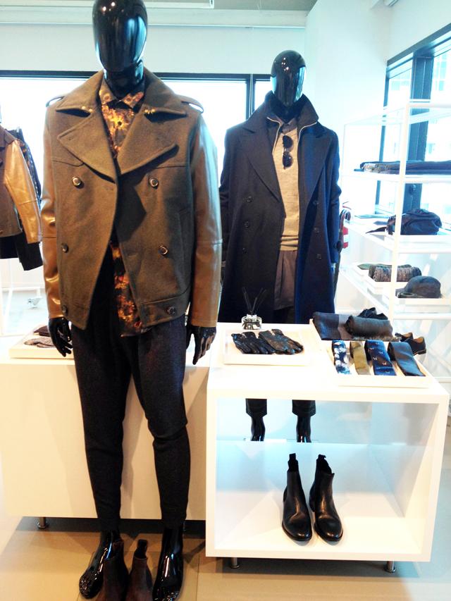 H&M Menswear A/W 2013