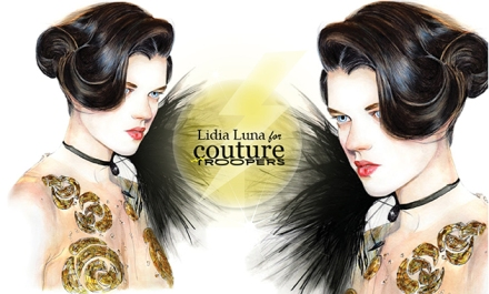 Lidia Luna for Couture Troopers