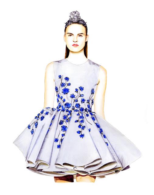 Giambattista Valli Fall Winter Haute Couture 2013