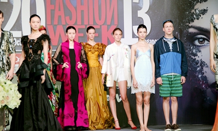 Fide Fashion Week 2013