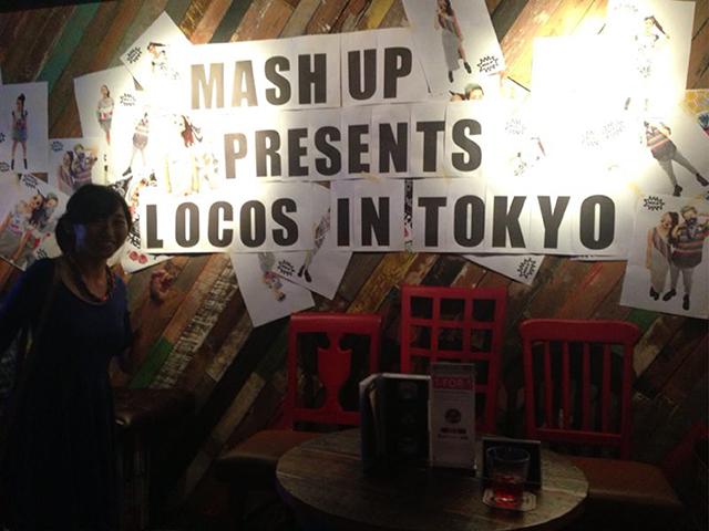 Mash-Up Presents Loco in Tokyo