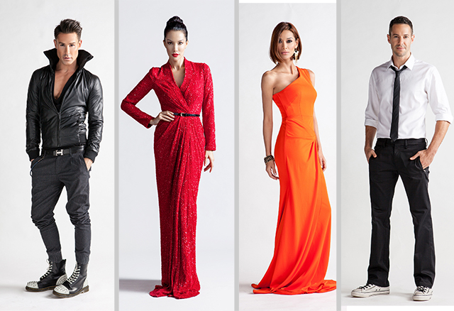 Asia's Next Top Model Judges