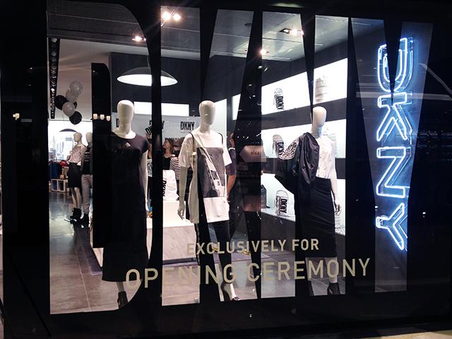 DKNY x Opening Ceremony