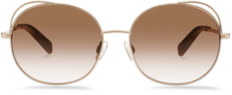 KK x WP CLARA Heirloom Gold with Copper Fade lenses