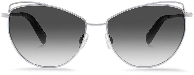 KK x WP MARPLE Heirloom Silver with Faded Slate lenses
