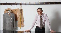 Master Thomas Wong, Singapore's master tailor