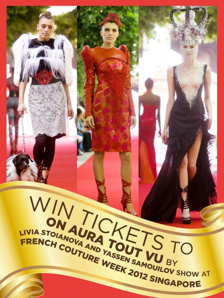 Couture Troopers x On Aura Tout Vu x FiDé Fashion Week 2012