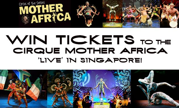 Couture Troopers x Cirque Mother Africa