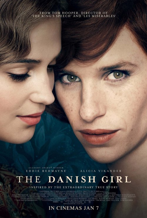 The Danish Girl 1-sheet payoff