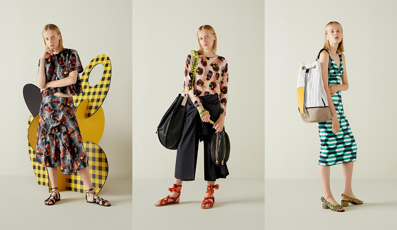 Bimba Lola SpringSummer 2014 Lookbook Bimba Lola SpringSummer 2014 Lookbook new pics