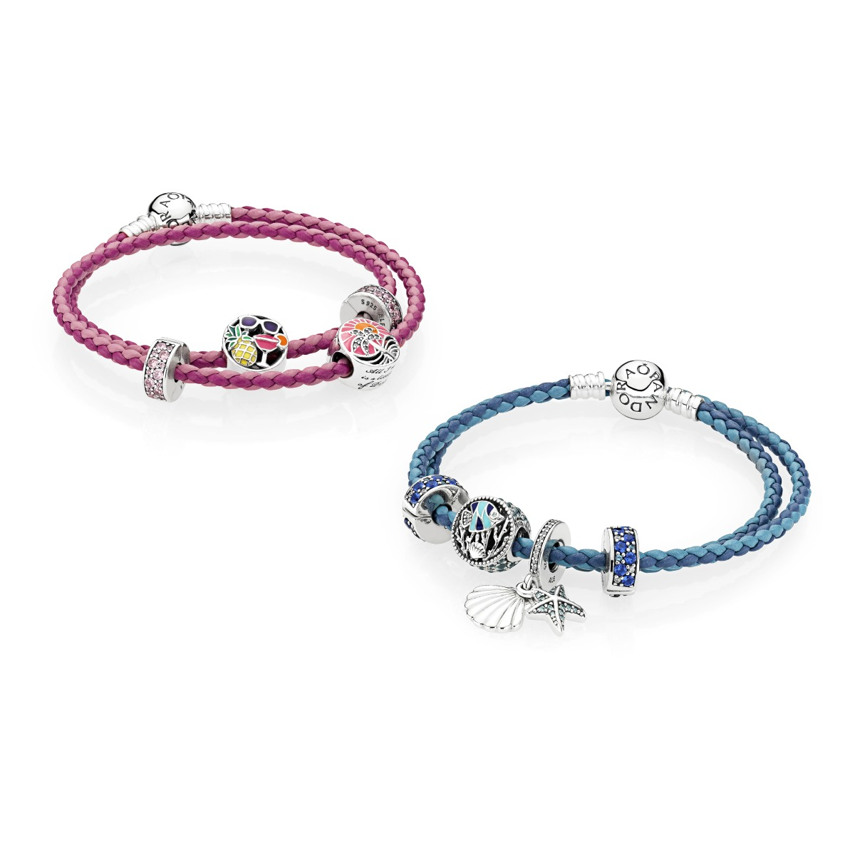 Amp Up Your Holiday Bling With Pandora Summer 2017 Collection