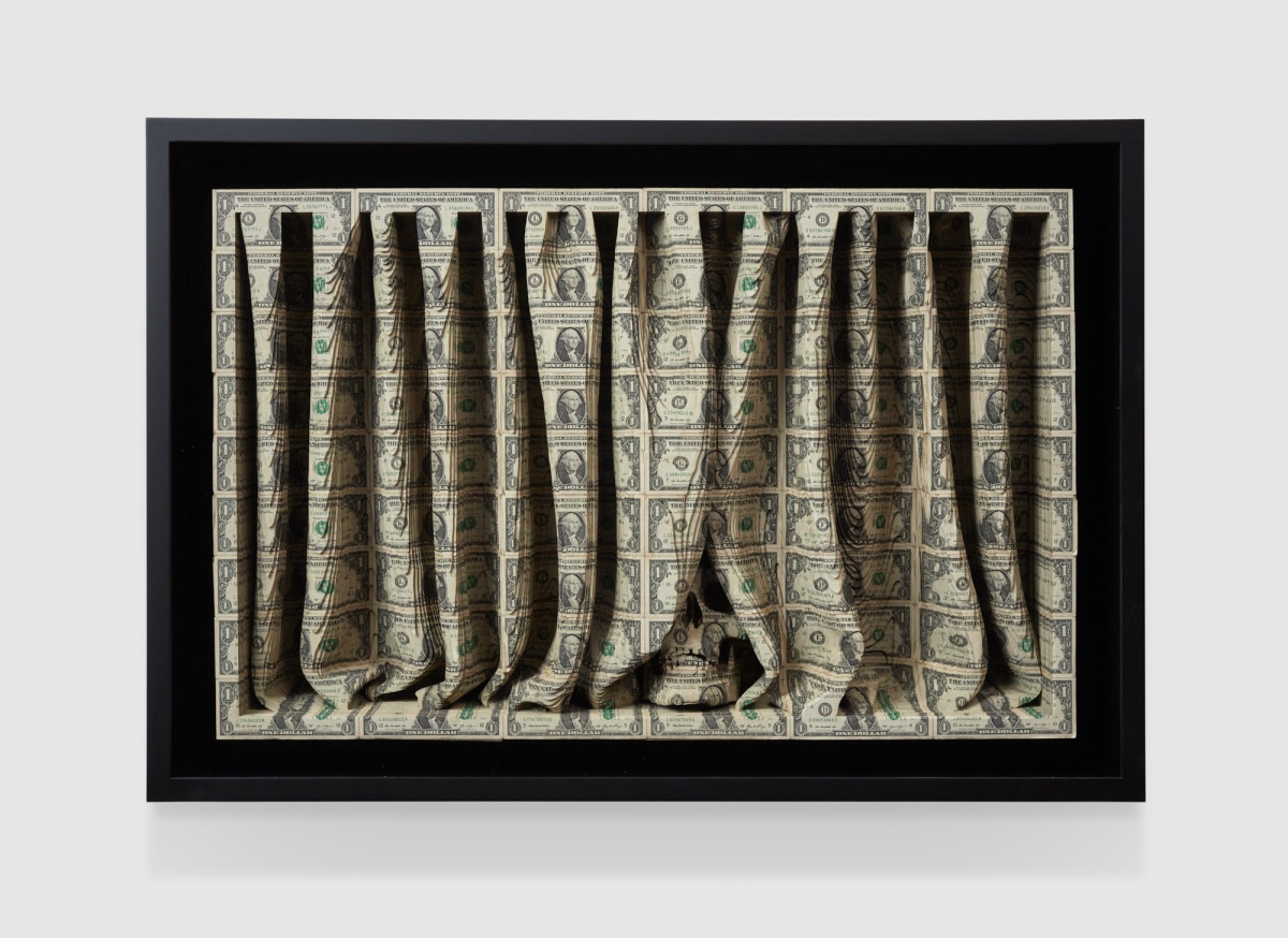 Scott Campbell's First Show in Asia Addresses Capitalism